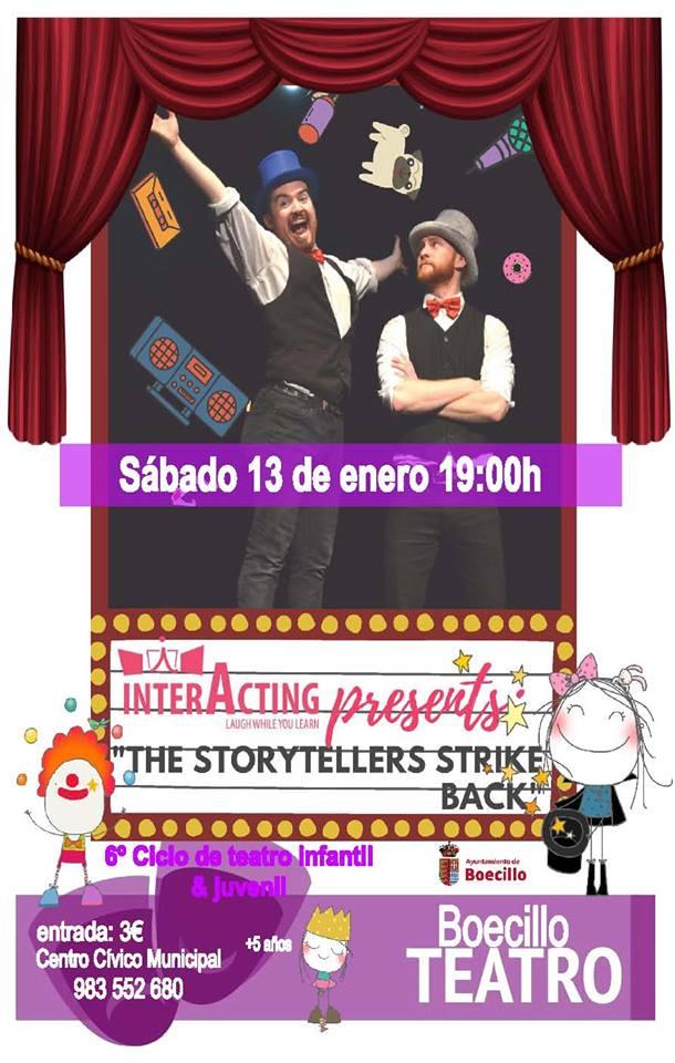 Teatro en la provincia de Valladolid