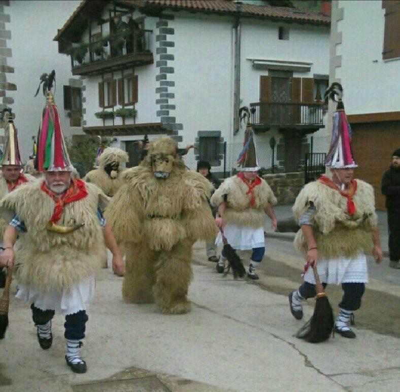 Carnaval en Euskalherria