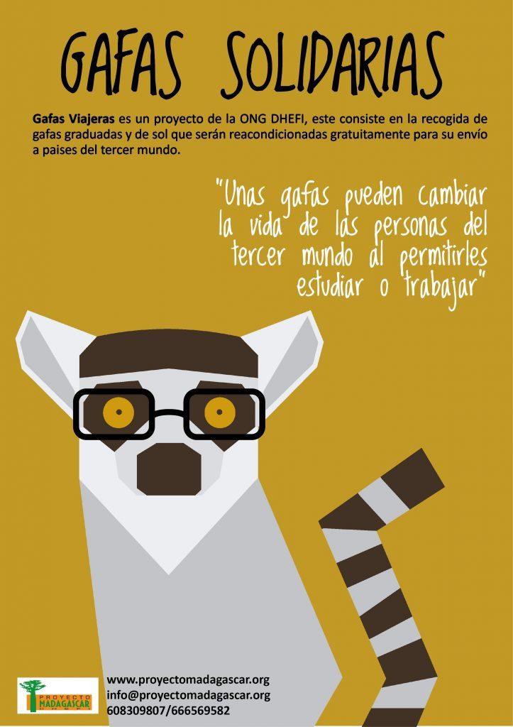 Gafas solidarias