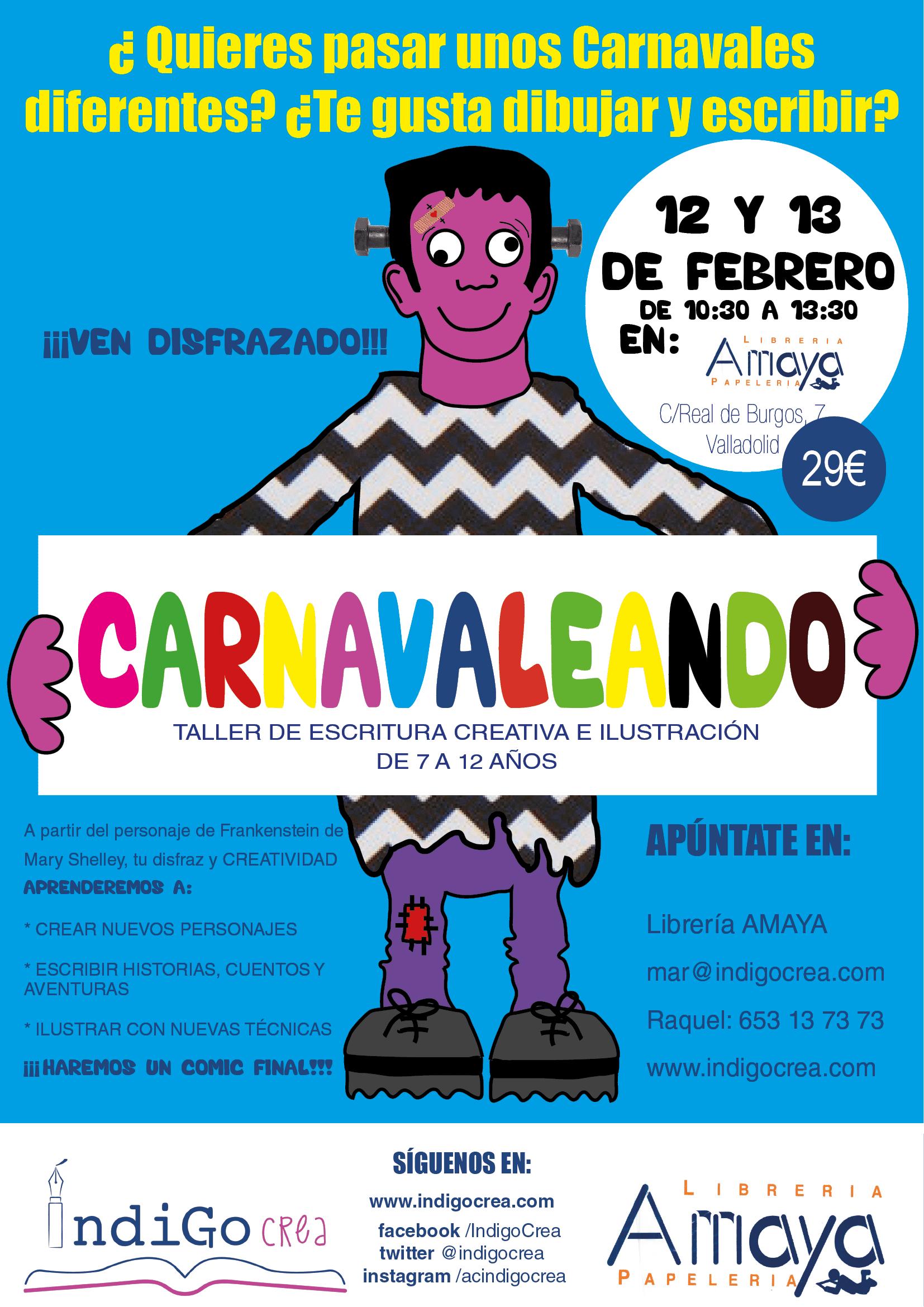 Carnaval, Carnaval