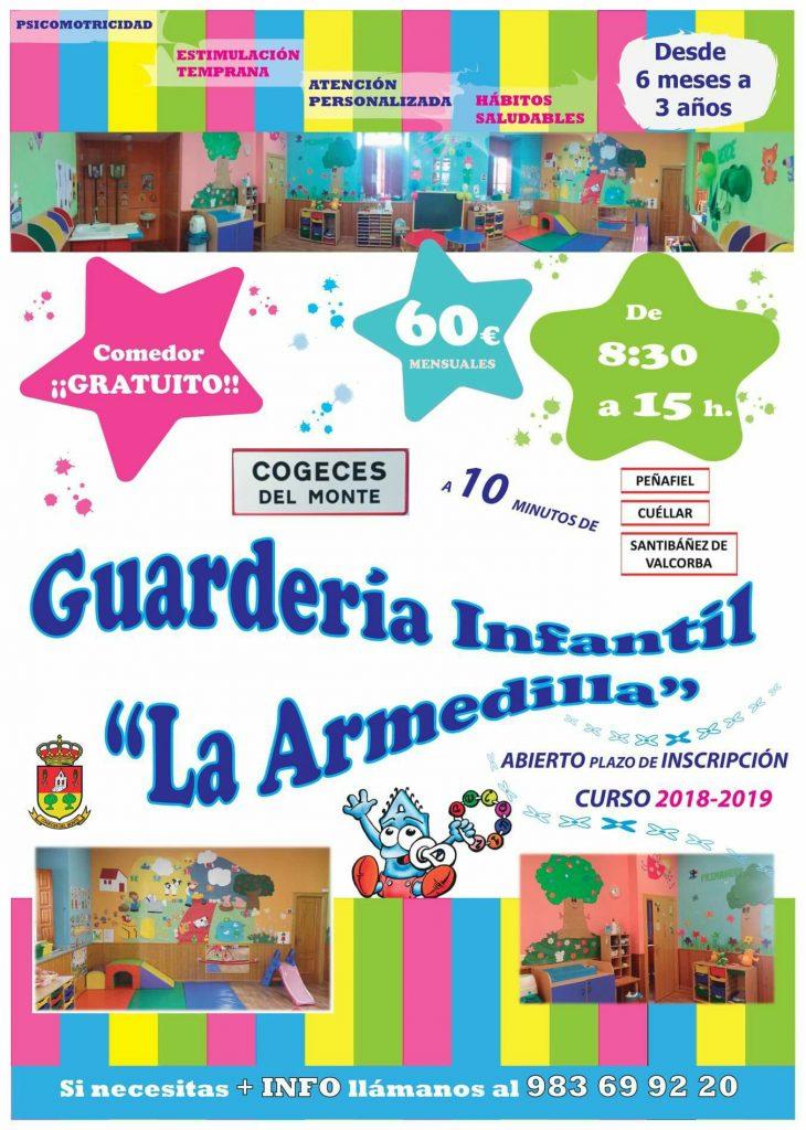 Centros infantiles de la provincia