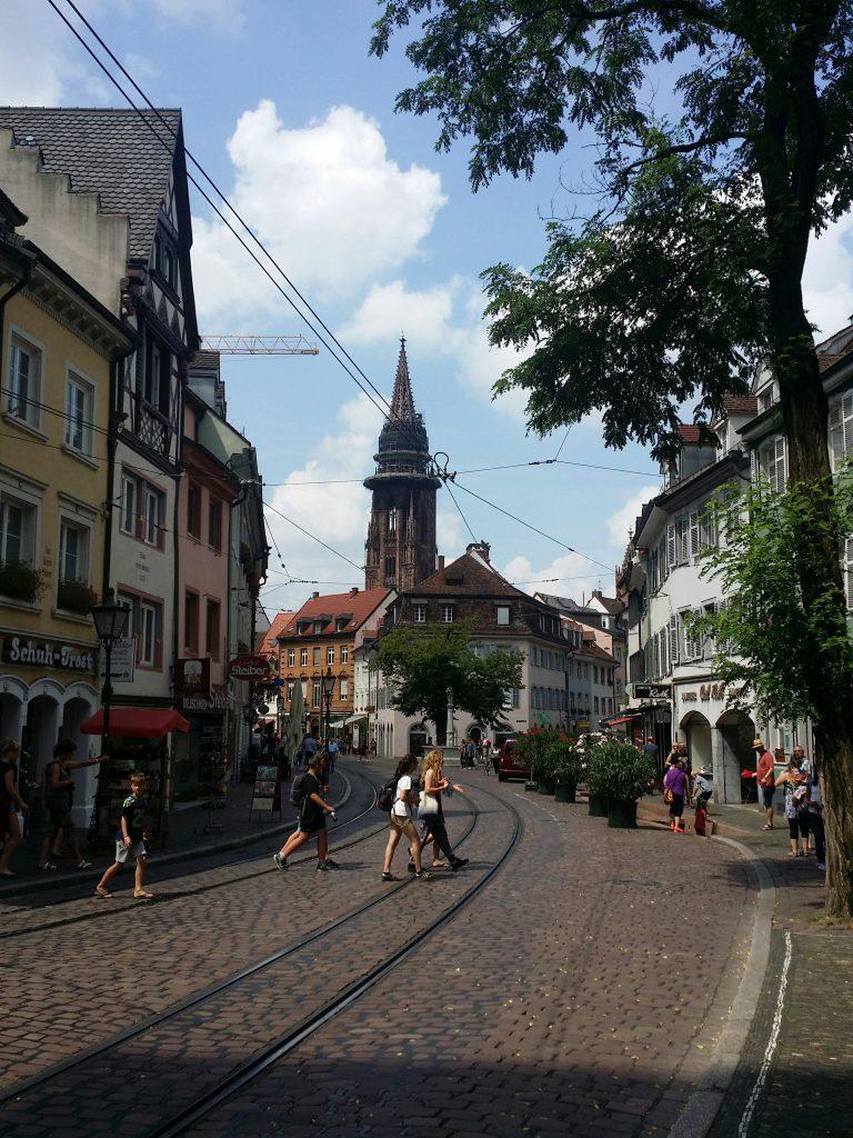 Friburgo «la ciudad más divertida para los peques»