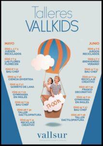 Talleres en Vallkids @ Ludoteca Vallkids