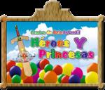 Héroes y princesas