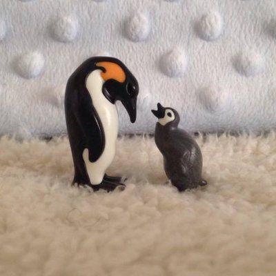 Blogera recomendada – Las aventuras de bebé pingüino y su mamá