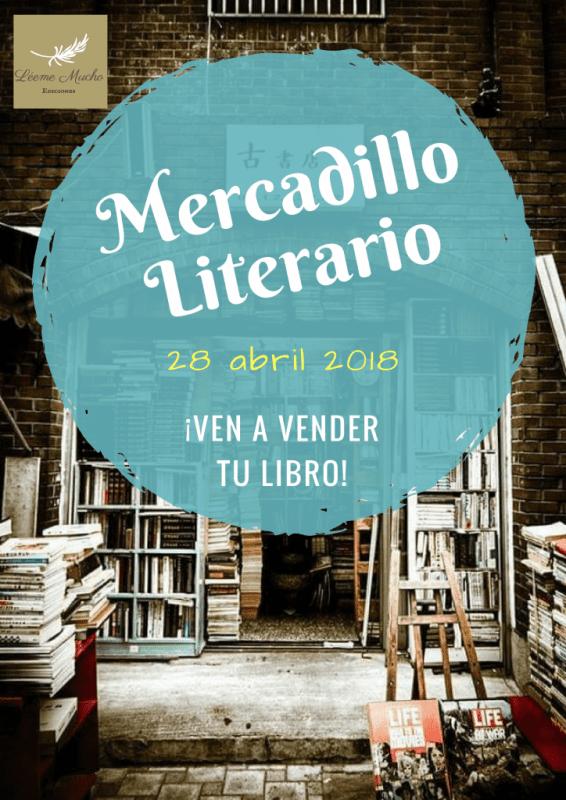 Mercadillo literario para escritores independientes