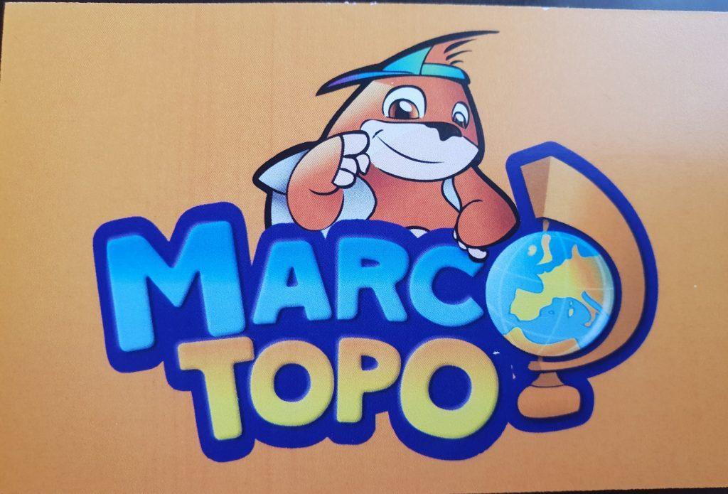 Hoy conocemos a… Marco Topo