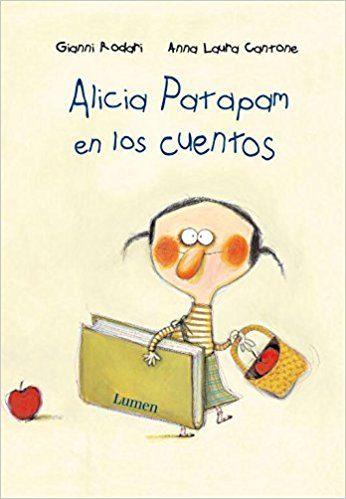 Alicia Patapam en los cuentos