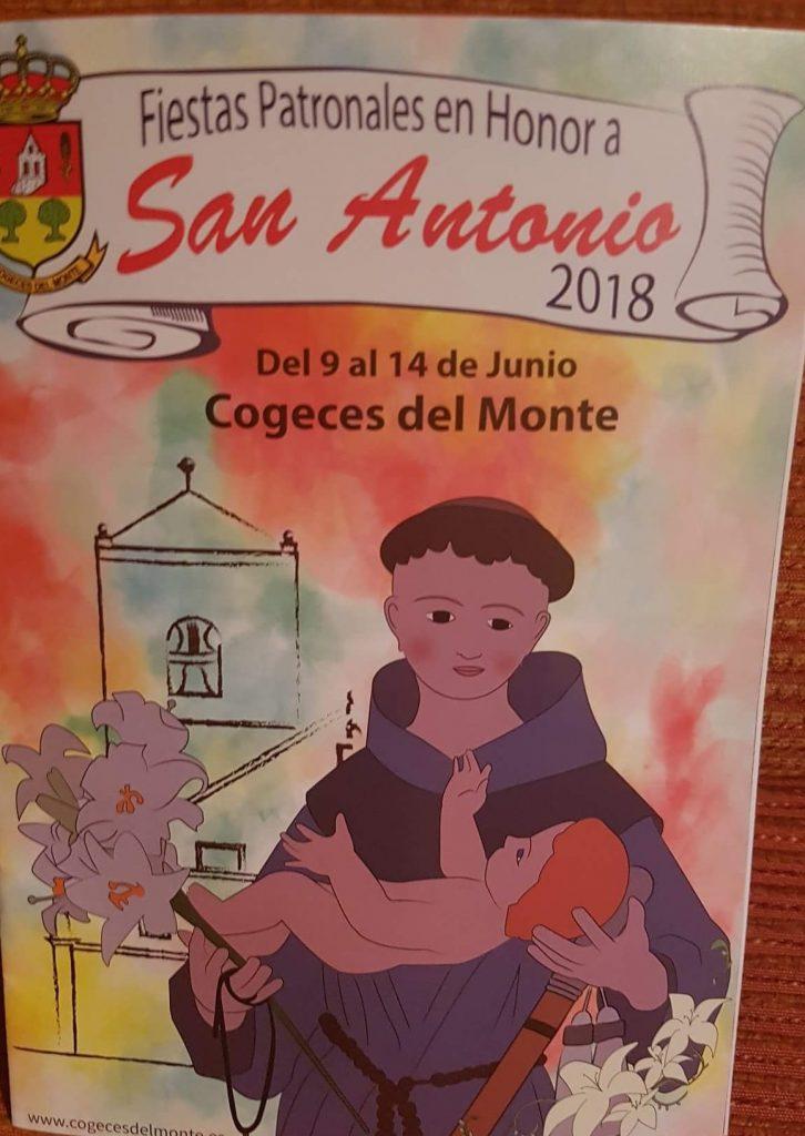 Fiestas de Cogeces del Monte