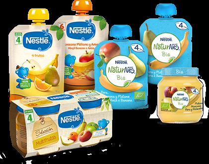 Sorteo de Purés de Nestlé – CERRADO