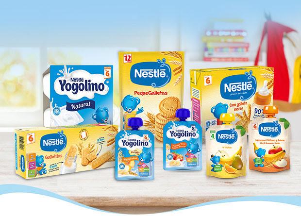 Nuevo Sorteo de Nestlé