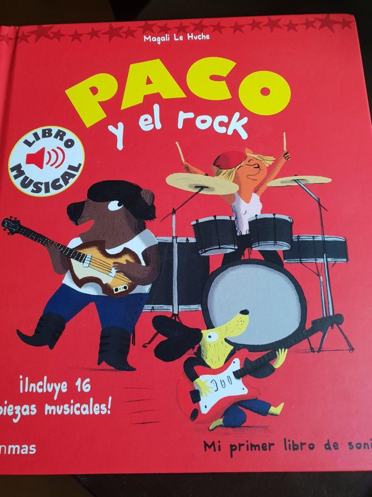 «Paco y el rock»