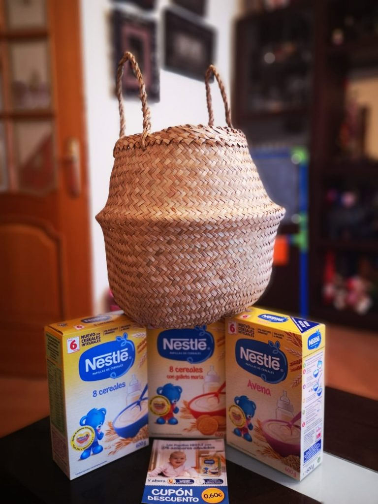 Sorteo de cereales Nestlé