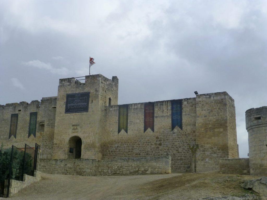 Un castillo encantado