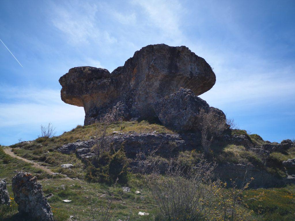 Las Tuerces, ciudad encantada en Palencia