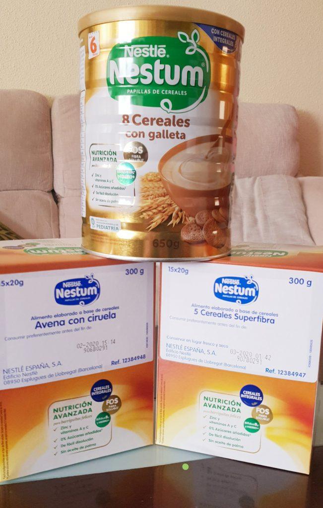 Sorteo exprés de Nestlé