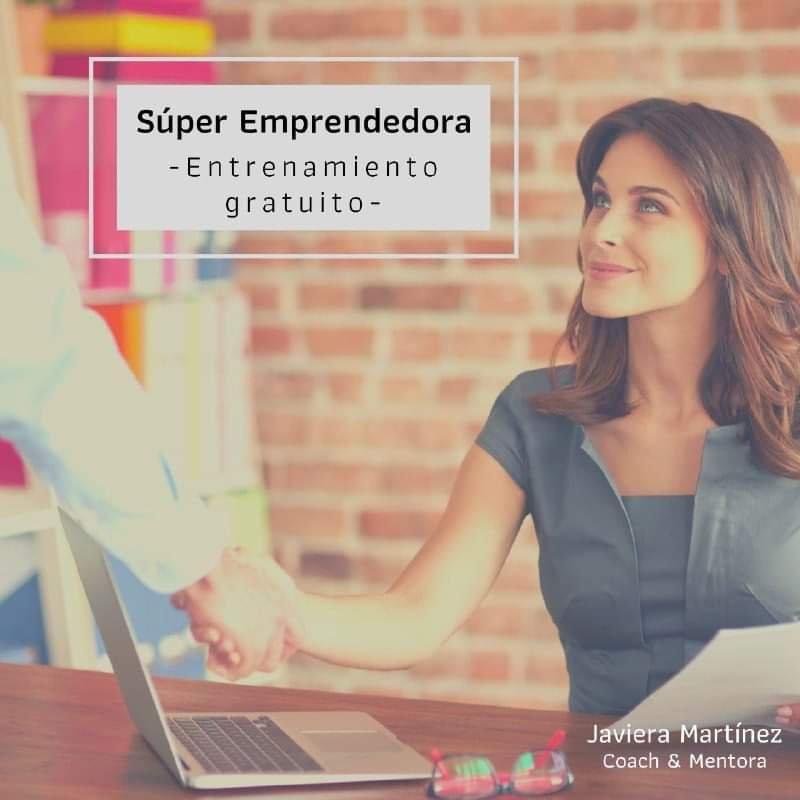 Eres emprendedora?