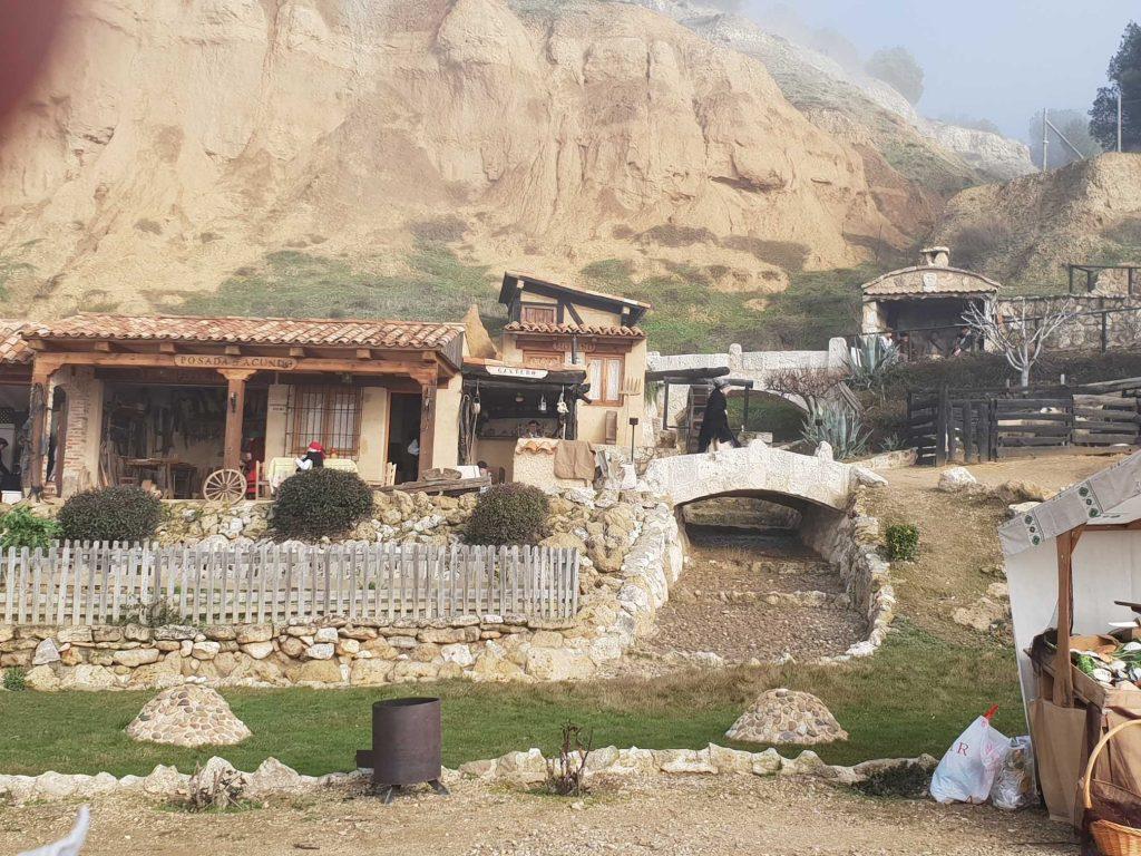 Belén viviente de Cabezón de Pisuerga