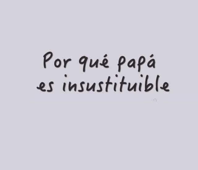 Para los papás