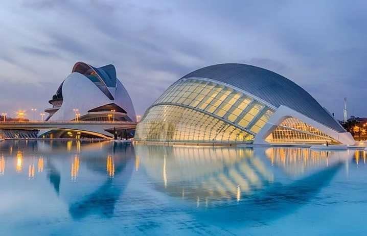 Visitas virtuales por Valencia