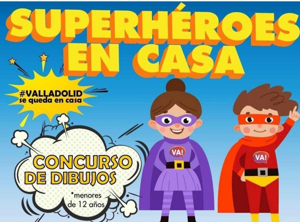 Concurso de dibujo del Ayuntamiento de Valladolid