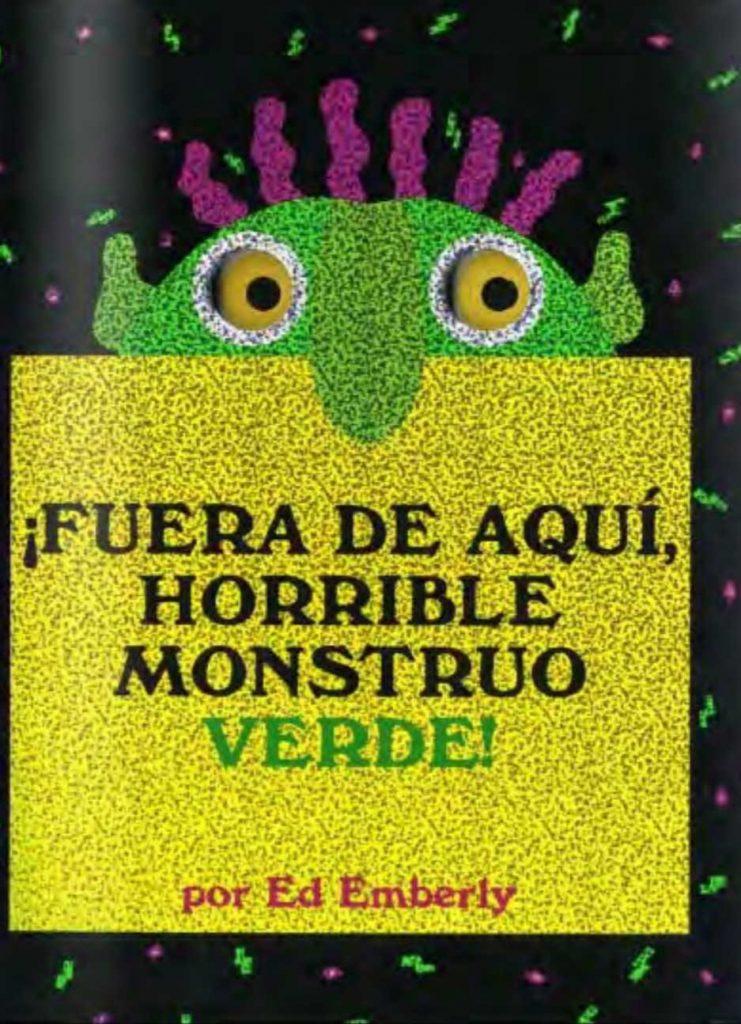 Fuera de aquí, Monstruo Horrible