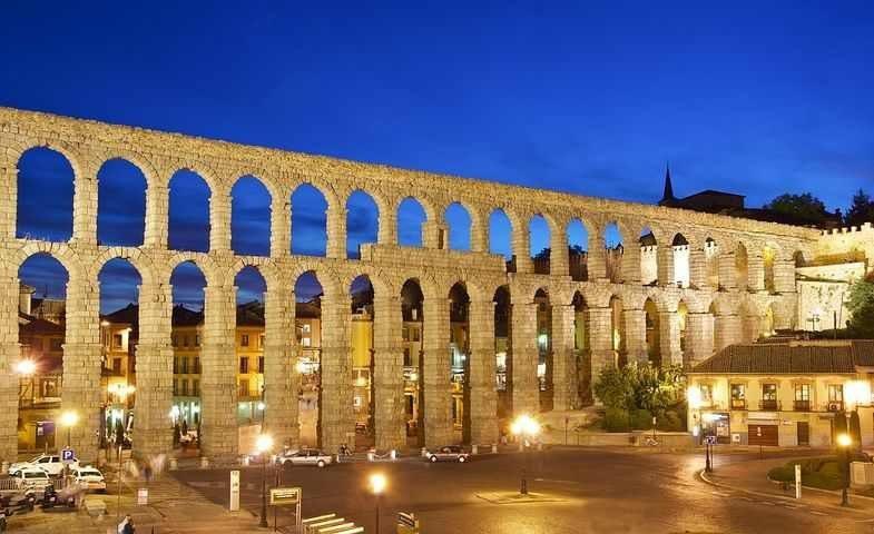 Visita virtual por Segovia