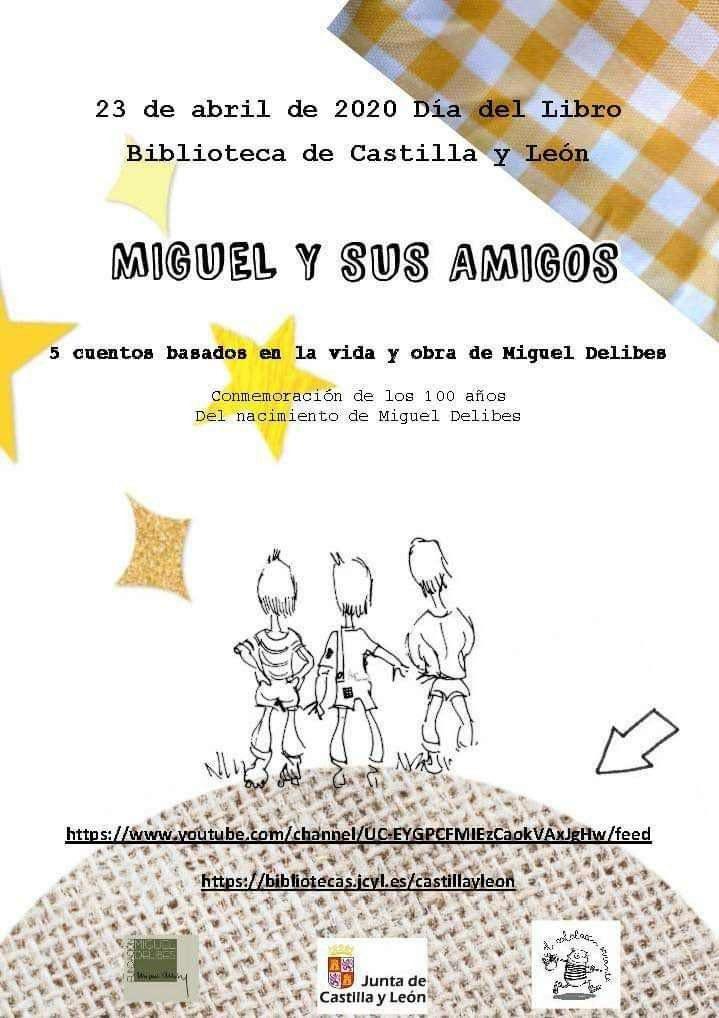 Cuentos sobre Miguel Delibes