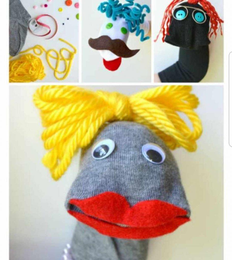 Marionetas para jugar