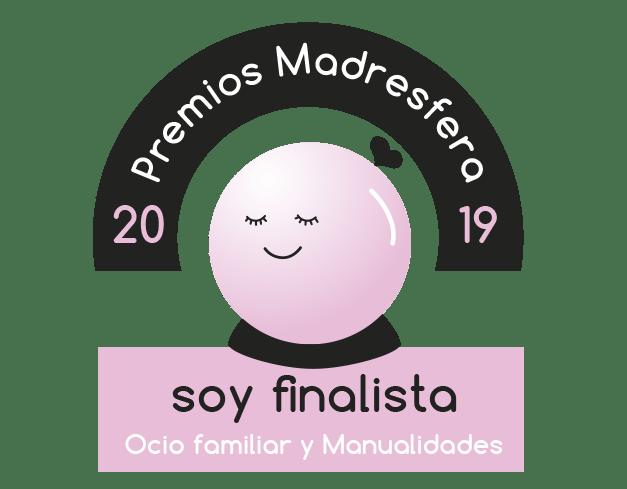 Finalista en premios Madresfera