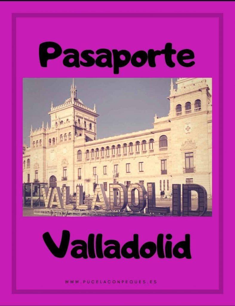 Pasaporte lúdico de Valladolid