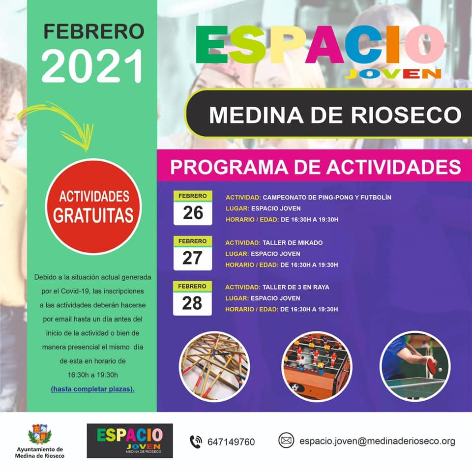 Fin de semana en Medina de Rioseco