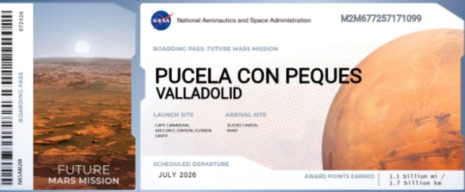 Nos vamos a Marte?