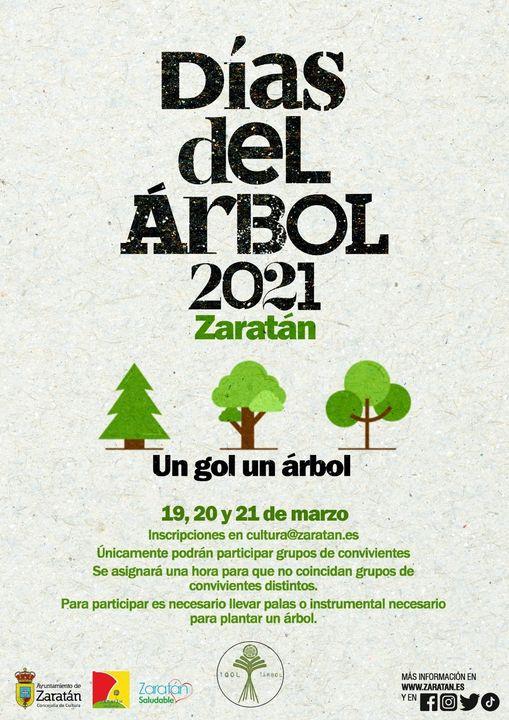 Día del Árbol en Zaratán