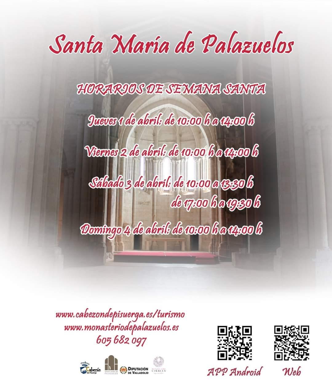 Semana Santa en Palazuelos