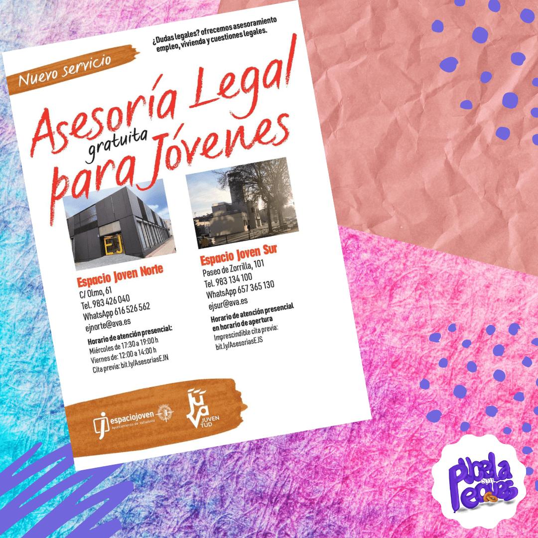 Asesoría legal para jóvenes