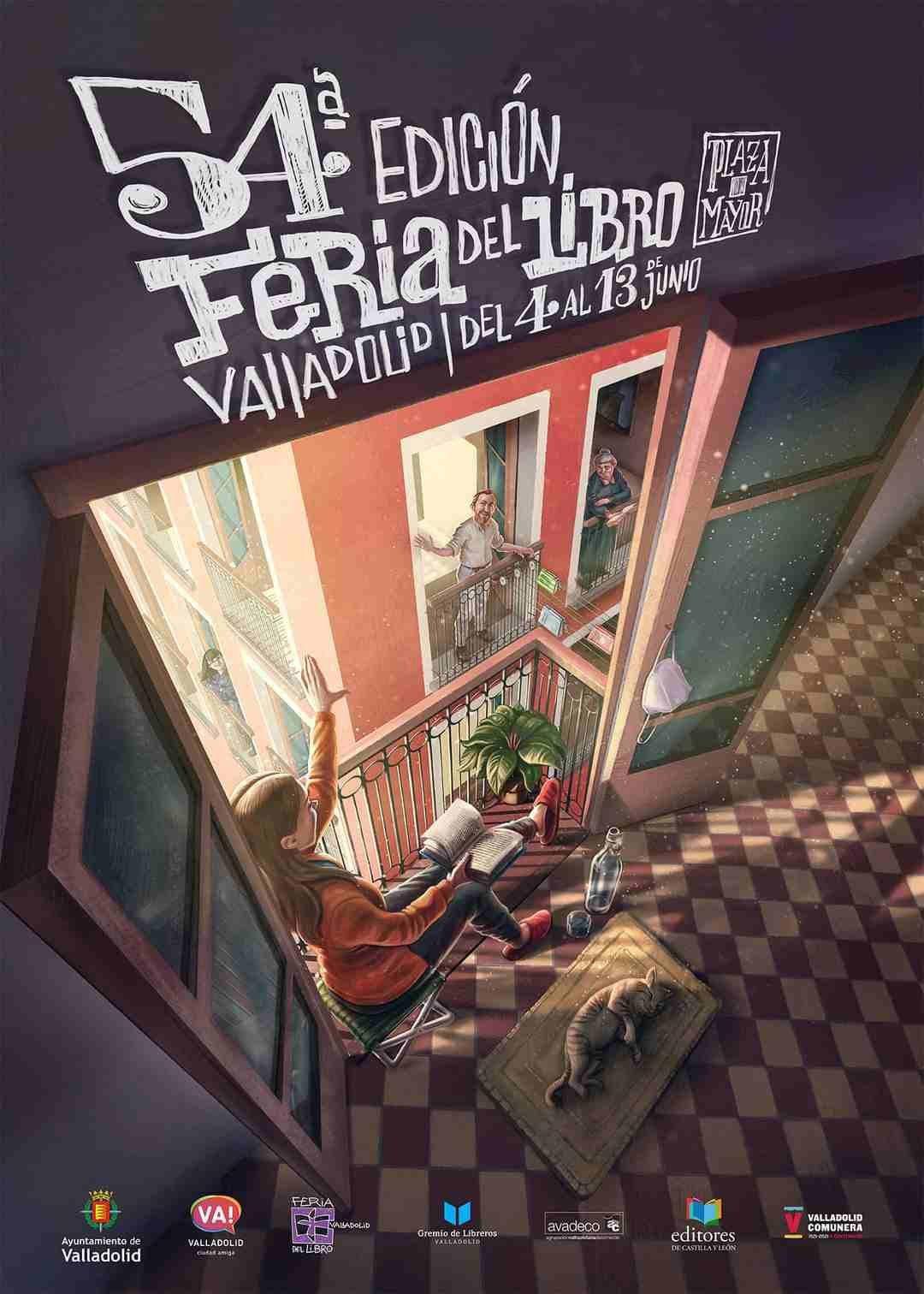 Feria del Libro en Valladolid