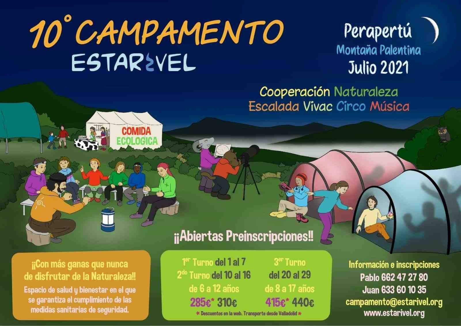 Campamentos de Estarivel