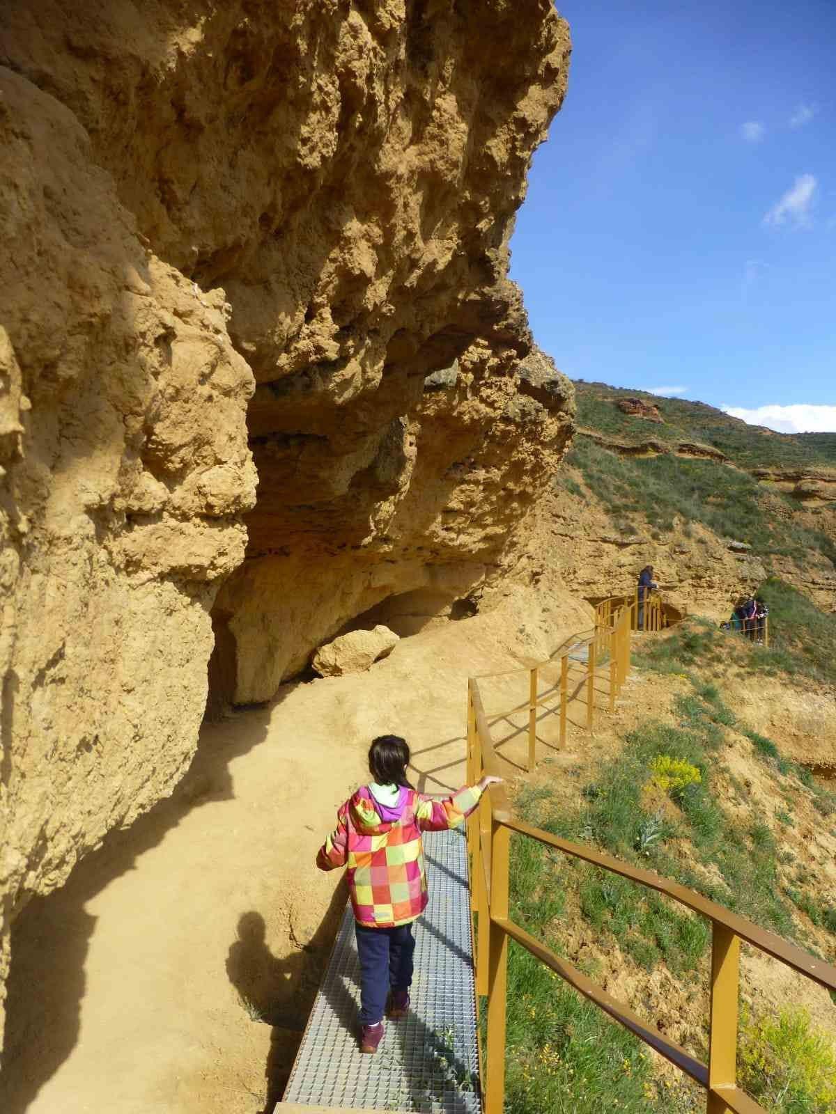 Descubriendo las Cuevas Menudas